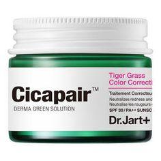 Cicapair - Korygujący krem z wąkrotką azjatycka - DR.JART+
