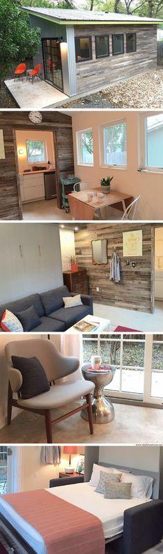 East Austin Casita - a beautiful, modern home you can rent via Airbnb