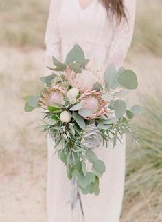 Beautiful flowers from Swaffham Florist & Fakenham Florist courtesy of The Wedding Sparrow