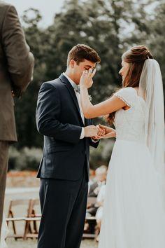 Kailey & Chandler – THEIA Bridal
