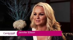 Jennifer Ellison talks about her Cambridge Weight Plan journey!