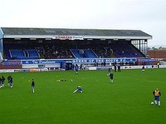 Palmerston Park, Queen of the South