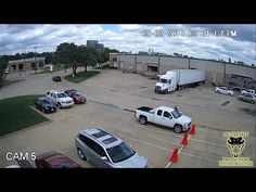 This alert defender gets the drop on a carjacker because he was alert and aware. He sent me this surveillance footage that isn't online anywhere else…and I t. Youtube, Youtubers