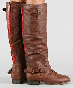 Outlaw Tan Riding Boots #shoplately