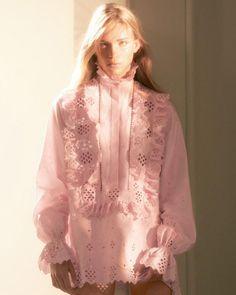 6d6a00a1aca9 Rebecca Leigh Longendyke Models Alberta Ferretti SS19 Collection