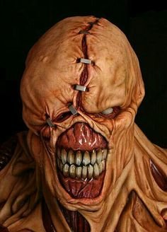 The monster in the closet when i was a kid.. Nemesis   Resident Evil 3