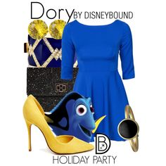 A fashion look from November 2014 featuring sleeve cocktail dress, Schutz and star purse. Browse and shop related looks.