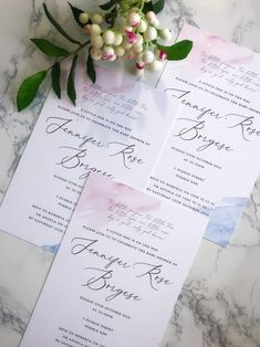 """🙂 My lovely customer Jennifer really liked the """"Chris"""" invitation set with the plum watercolour, but wanted me to change it slightly to suit her gender neutral baby shower.   We decided to make it both blue and pink to match her cake! 🍰 I hope you had a beautiful day Jen! 💕  •••  #babyshowerideas #genderneutralinvitations #babyshowerinvitations #watercolourinvitations #blueandpinkinvitations #pinkandblueinvitations #pinkandbluebabyshower #genderneutralbabyshower #babyshowerstationery Invitation Set, Baby Shower Invitations, Gender Neutral Baby Shower, Have A Beautiful Day, Rsvp, Watercolour, Plum, Custom Design, Stationery"""