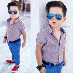 Children's haircuts this 2019 - 2020 photos and ideas Baby Outfits, Outfits Niños, Kids Outfits, Boys Dress Outfits, Dress Clothes, Toddler Boy Fashion, Little Boy Fashion, Childrens Haircuts, Stylish Little Boys