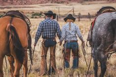 Utah Ranch Engagement Photography, Canyonlands, Cowboy, Cowgirl, Western, Rustic, Horse