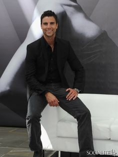 Colin Egglesfield- The Client List