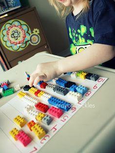 Lego math...