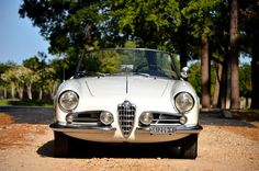 MY DREAM CAR Alfa Romeo Giulietta Spider Veloce