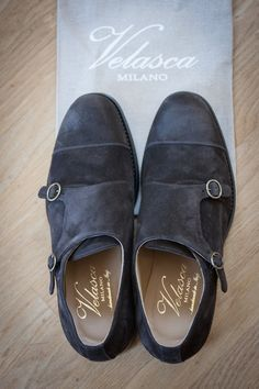 360eae982f465a Velasca Milano  L Innamoraa  Double Monkstrap Shoe Men Summer