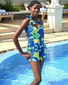 Njema Helena - Africa Fashion Week #ConGuantesySombrero   #fashion #look #designers #runaway #instagood #africa