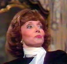 "Carolyn Jones as Myrna Clegg in ""Capitol"""