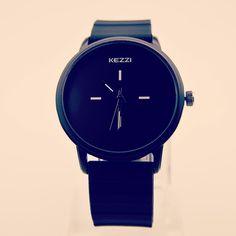 The simple Kezzi watch for women. Simple watch for women. Simple Watches, Minimalist, Accessories, Black, Instagram, Women, Fashion, Moda, Black People