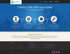 BizITMedia - Concept Design | Responisve