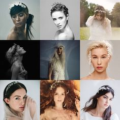 Crowning glory.... new blog post on alternative bridal hair accessories for 2017 #linkinbio  and the coolest thing even cooler than the stunning headpieces created by these uber talented ladies was reaching out to people who I think are cool and having them ALL reply!  Cool ultra talented and really lovely @lunabeabride  @tillythomaslux  @clarafrancisjewellery  @amaroqdesign  @naturae_design  @janniebaltzer