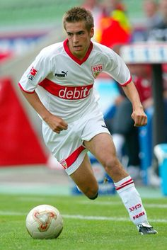 Philipp Lahm, VfB Stuttgart (2003–2005, on loan)