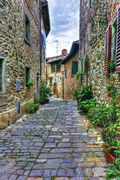 montifili, Italy | Montefili Alley, Italy | travels