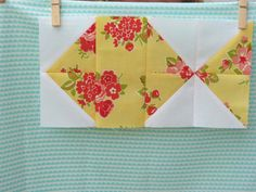 This is Part 1 of the tutorial for my Summer Beach quilt . Some of the blocks used to make the quilt include half-square triangles, hal...