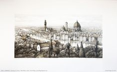 Home © Pavel Filgas Italy Architecture, Travel City, Less Is More, Florence Italy, Drawing Art, Art Day, Rome, Illustrator, Sketch