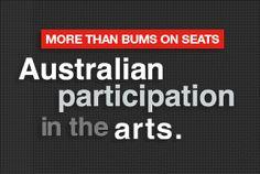 Arts participation research Australia Council for the Arts