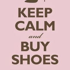 Great quote about shoes! #provocativemanners