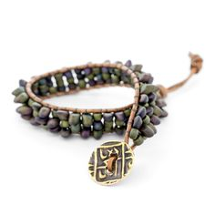 Amazonia Bracelet | Fusion Beads Inspiration Gallery
