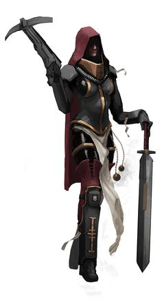 Ordo Hereticus Inquisitor by ~SirHanselot on deviantART