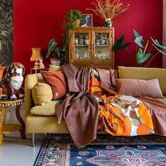 Home decor retro – Home Decor Ideas Advice Today Vintage Bohemian, Bohemian Style, Retro Vintage, Style Retro, Retro Home Decor, Cosy, Retro Fashion, Cribs, House Design