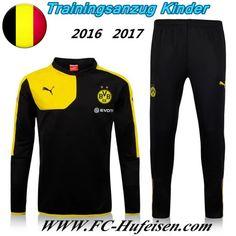 1 Graphic Poly Suit Closed Kinder blau gelb Puma Trainingsanzug FUN No