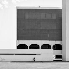 Biblioteca Nacional de Brasília (RASÍLIA,BRAZIL ) - OSCAR NIEMEYER | PHOTO BY GONZALO VIRAMONTE