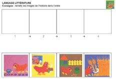 Poule Rousse - laclassededelphines jimdo page! Petite Section, Classroom, Kids Rugs, Album, Education, Kandinsky, Stage, Carnival, Nursery Class Decoration