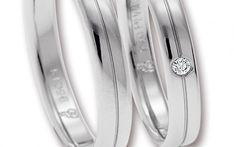 Verighete aur alb MDV418 Aur, 50 Euro, Wedding Rings, Engagement Rings, Jewelry, Crystal, Diamond, Jewellery Making, Wedding Ring