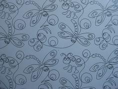 machine quilting patterns | Valentine Quiltworks - Edge to Edge Designs - Page 7