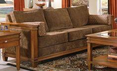 reforma em sofá de madeira - Pesquisa Google