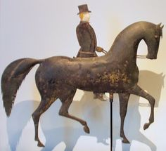 American Weathervane from the Art of Americas Wing at Museum of Fine Arts, Boston                                      ****