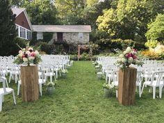 Aisle Flowers, Outdoor Furniture Sets, Outdoor Decor, Key Design, Event Design, Keys, Table Decorations, Floral, Home Decor