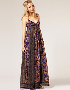 Love, love maxi dress--my favorite to wear during the summer! they're easy, chic and effortless!