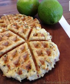 Waffle Iron Crab Cakes  from23 Things You Can Cook In A Waffle Iron |