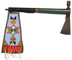 Nez Perce  tomahawk