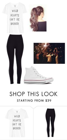 """Stole My Heart"" by forever-young114 ❤ liked on Polyvore featuring Zoe Karssen, Converse, women's clothing, women, female, woman, misses and juniors"