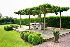Garden Bed Layout, Outdoor Restaurant, Garden Landscape Design, Raised Garden Beds, Garden Styles, Dream Garden, Garden Planning, Garden Projects, Garden Inspiration