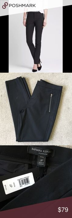 """Banana Republic Ankle Pants Size 2 NWT  No trade  No model  Waist 15"""" Inseam 26.5"""" Banana Republic Pants Ankle & Cropped"""