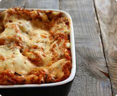 DIE vegane Lasagne | The Vegetarian Diaries