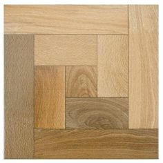 Merola Tile Cancun Nogal 12-1/2 in. x 12-1/2 in. Ceramic Floor and Wall Tile (11 sq. ft./case)