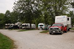 Camping along Route 66