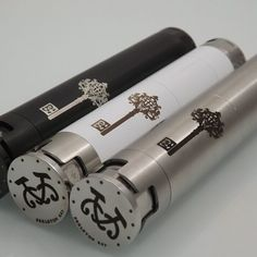 Skeleton key mod,white/black
